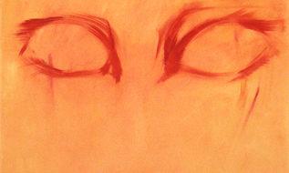 Eyes - Oil on Canvas